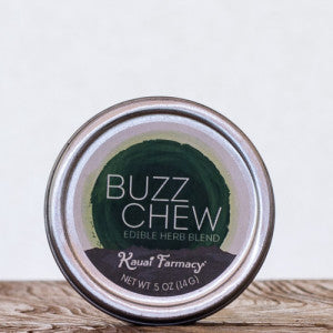 Buzz Chew Half oz