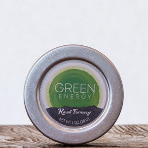Green Energy Powder 1oz Round