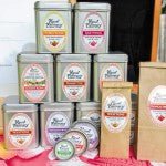Kauai Farmacy makes a line of medicinal products for the kitchen and bath