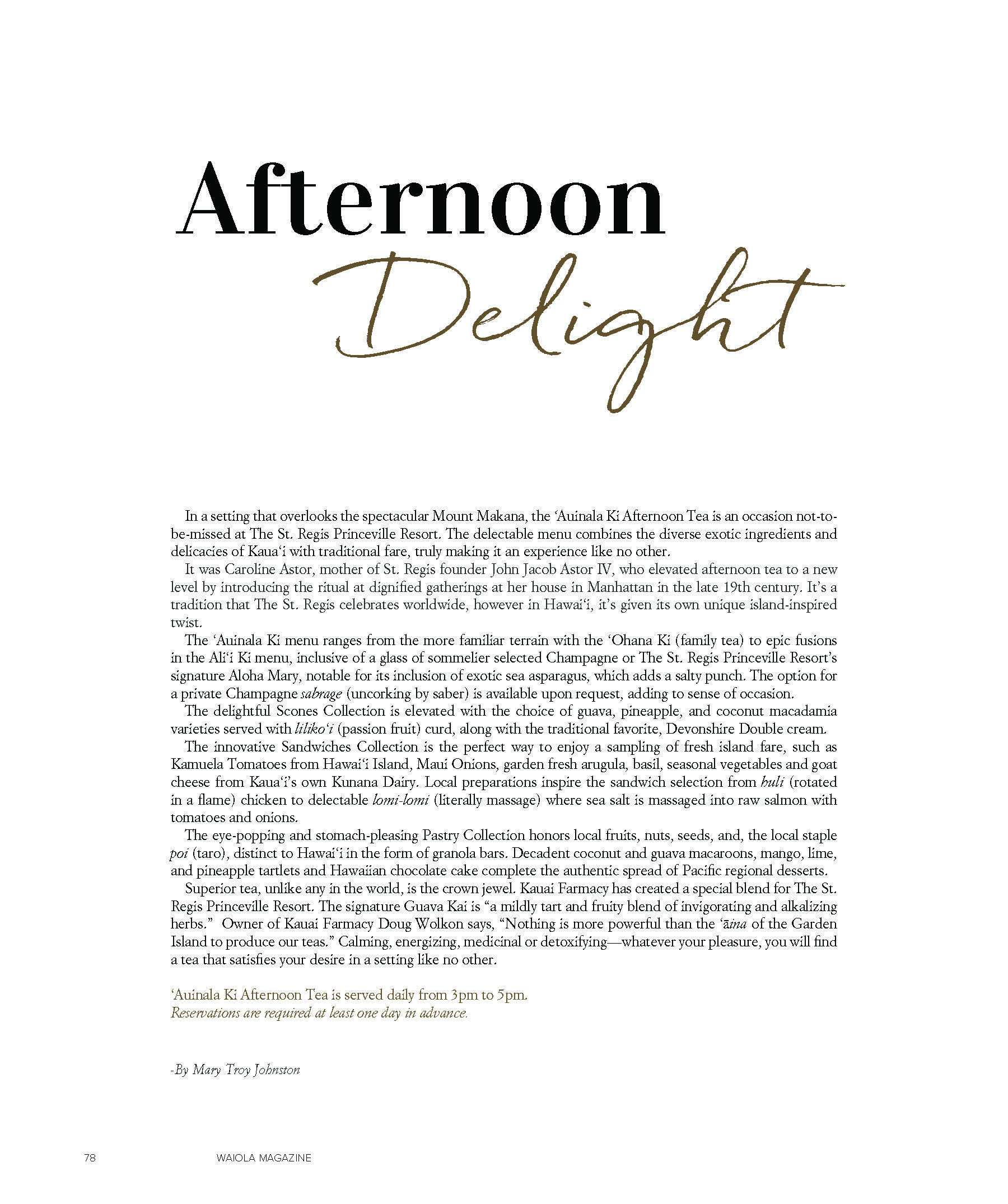 St Regis Afternoon Delight_Page_1
