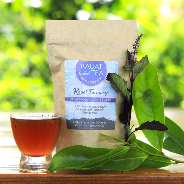 Kauai Herbal Tea
