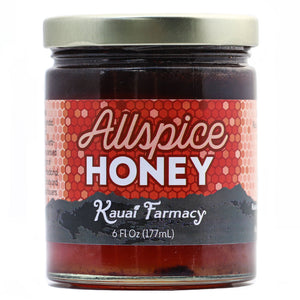 Allspice Honey