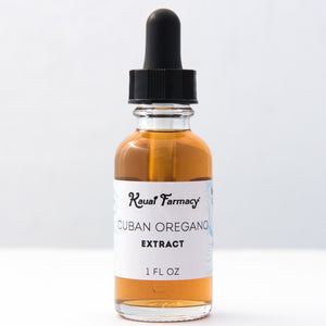 Cuban Oregano tincture extract anti-viral herbal medicine 1oz
