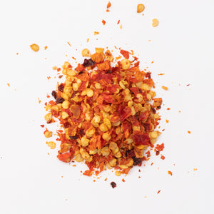 Ni'io Hawaiian Chili Pepper flakes Kauai Farmacy