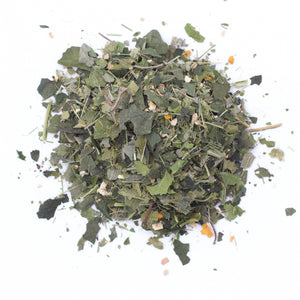 puritea detox cleanse weightless organic herbal tea papaya leaf mulberry leaf guava soursop orange peel kaffir lime lemon puerto rican culantro turmeric tulsi noni