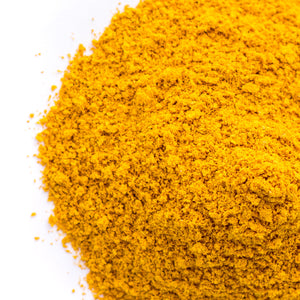 Kauai Farmacy turmeric powder detail