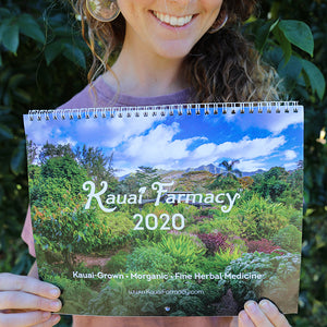 2020 Kauai Farmacy Calendar
