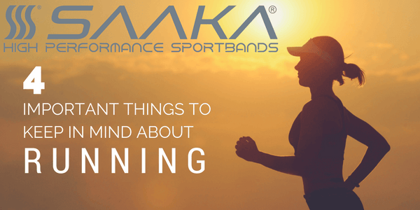 4 Important Things to Keep In Mind About Running