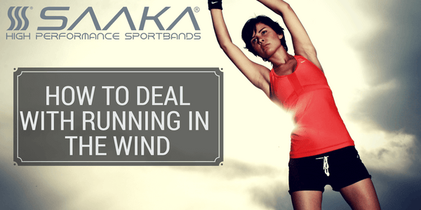 How to Deal with Running in the Wind