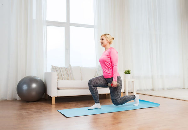 5 Home Exercises to do During Lockdowns