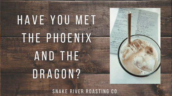 Have You Met The Phoenix and The Dragon?
