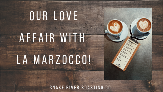 Our Love Affair With La Marzocco