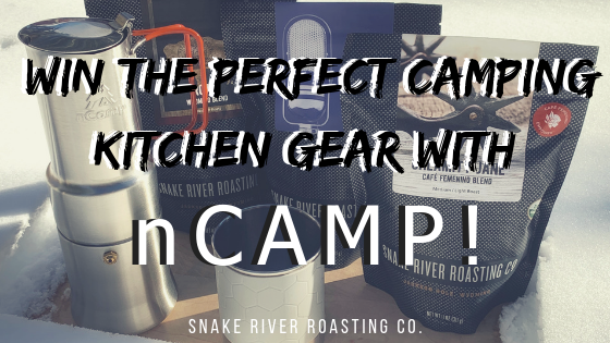 Win The Perfect Camping Kitchen Gear With nCamp!