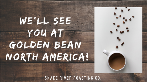We'll See You At Golden Bean North America!