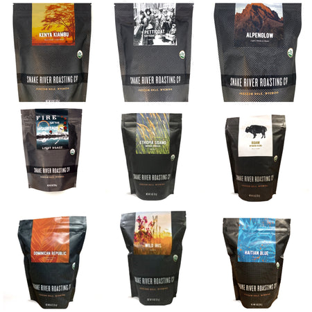 Golden Bean North America Award Winners<br/>Coffee Box