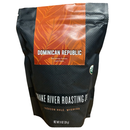 Dominican Republic<br>Red Honey Process<br/>Light Roast