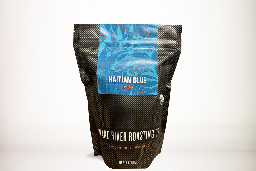 Haitian Blue<br>Light Roast