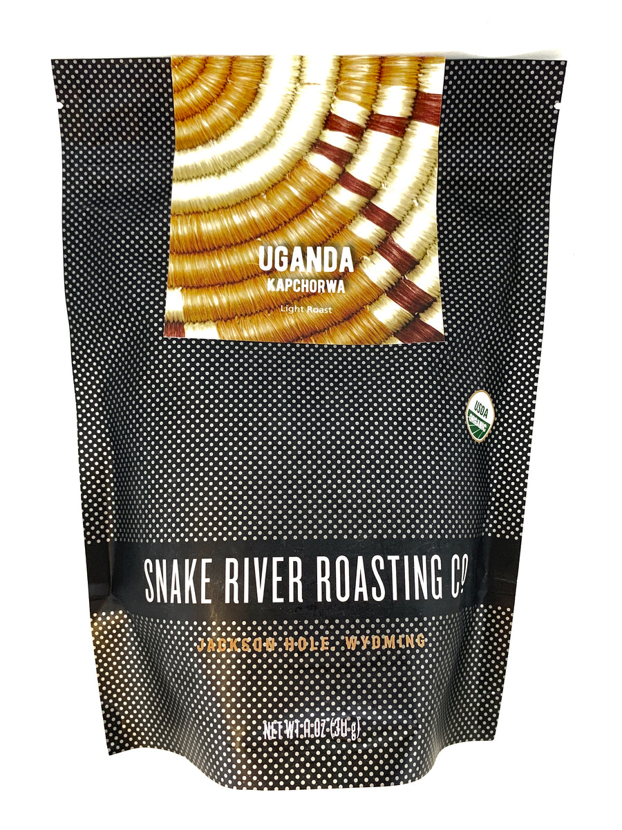 Uganda Kapchorwa<br/>Light Roast<br/>Sample - 4oz