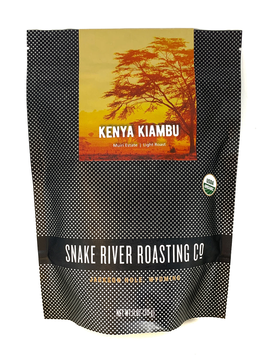 Kenya Kiambu<br/>Light Roast<br/>Sample - 4oz