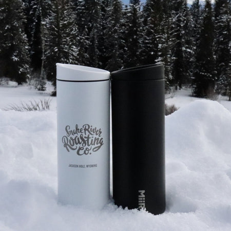 16oz MiiR™ Travel Tumbler Double Wall Stainless