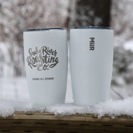 8oz MiiR™ Double Wall Stainless Coffee Tumbler