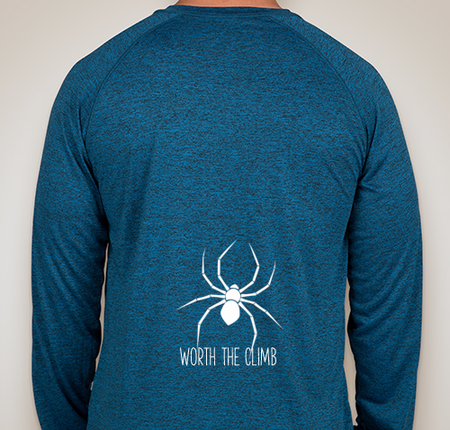 White Spider Performance Shirt
