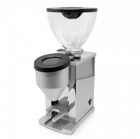 Rocket Espresso Faustino Espresso Grinder - Chrome - ADDITIONAL FREIGHT CHARGE AFTER CHECKOUT