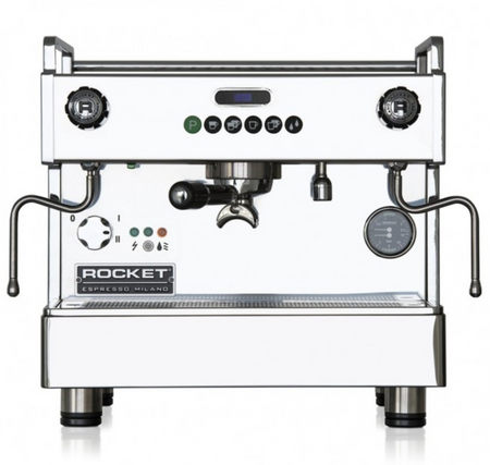 Rocket Espresso Boxer Timer Commercial Espresso Machine - 1 Group - Free Pick Up or ADDITIONAL FREIGHT CHARGE AFTER CHECKOUT