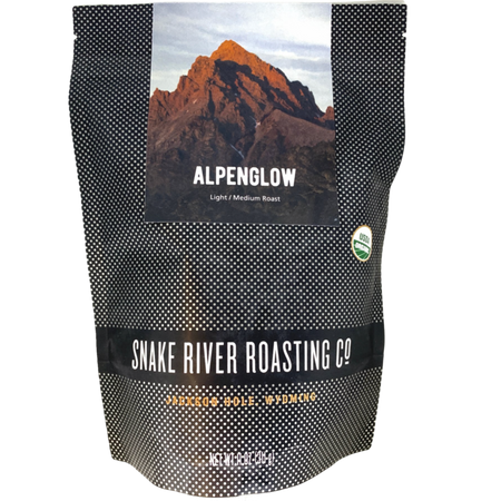 Alpenglow Blend<br/>Light Roast<br/>Sample - 4oz