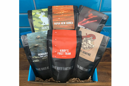 Dark Roast Exploration Box