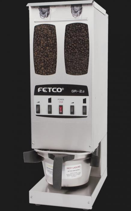 Fetco GR 2.2 Coffee Grinder - ADDITIONAL FREIGHT CHARGE AFTER CHECKOUT