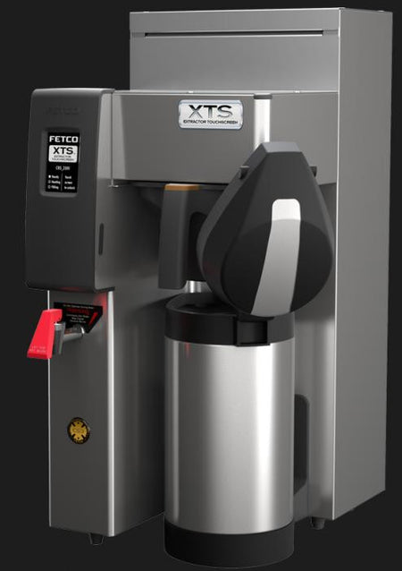 Fetco CBS-2131XTS Coffee Brewer - ADDITIONAL FREIGHT CHARGE AFTER CHECKOUT