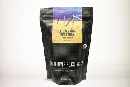 El Salvador Peaberry<br>Medium Roast
