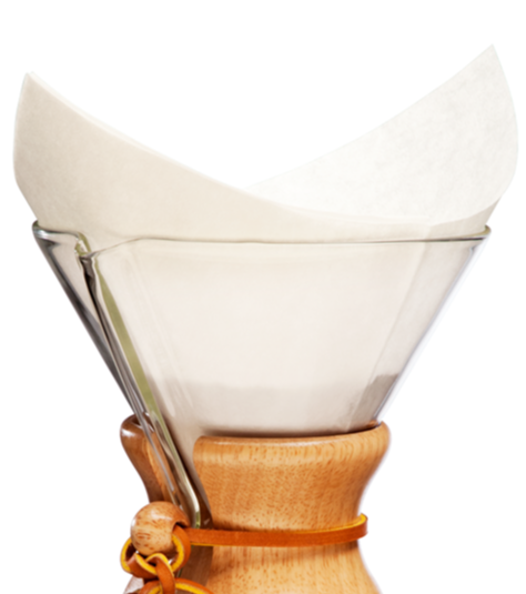 CHEMEX Bonded Filters - Square 100 filters