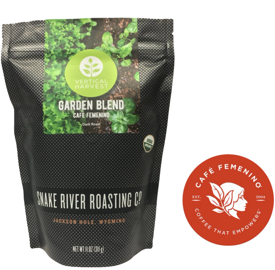 Vertical Harvest<br/>Medium Roast<br/>Sample - 4oz
