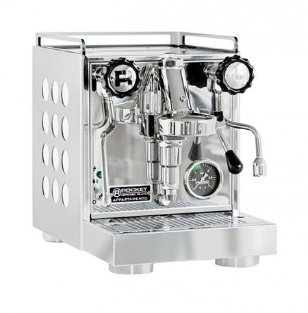 Rocket Appartamento Espresso Machine - White - ADDITIONAL FREIGHT CHARGE AFTER CHECKOUT