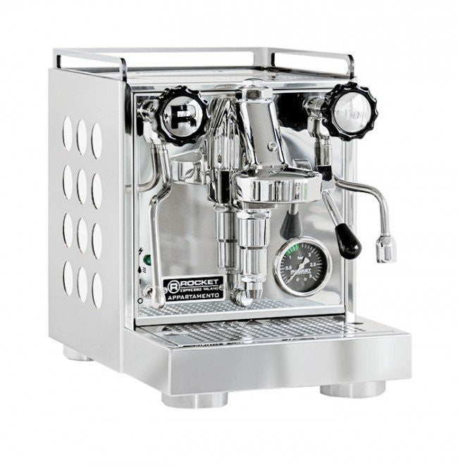 Rocket Appartamento Espresso Machine - ADDITIONAL FREIGHT CHARGE AFTER CHECKOUT
