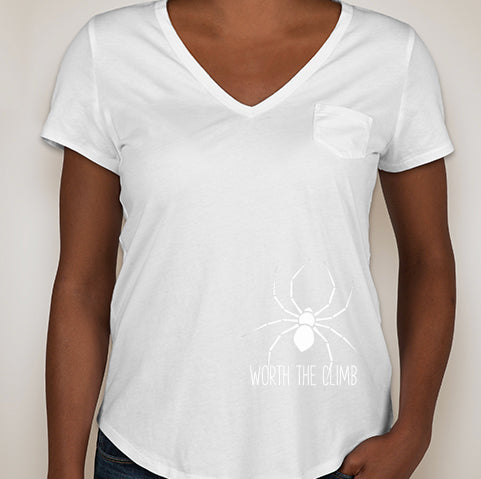 White Spider Women's T-Shirt