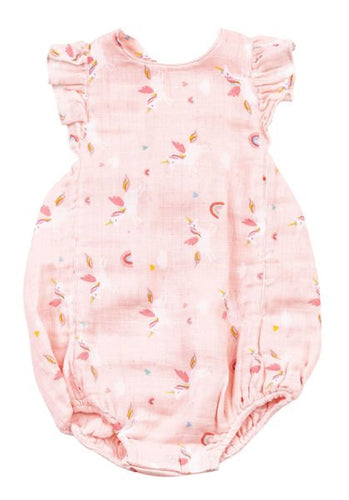 Angel Dear Unicorns Romper