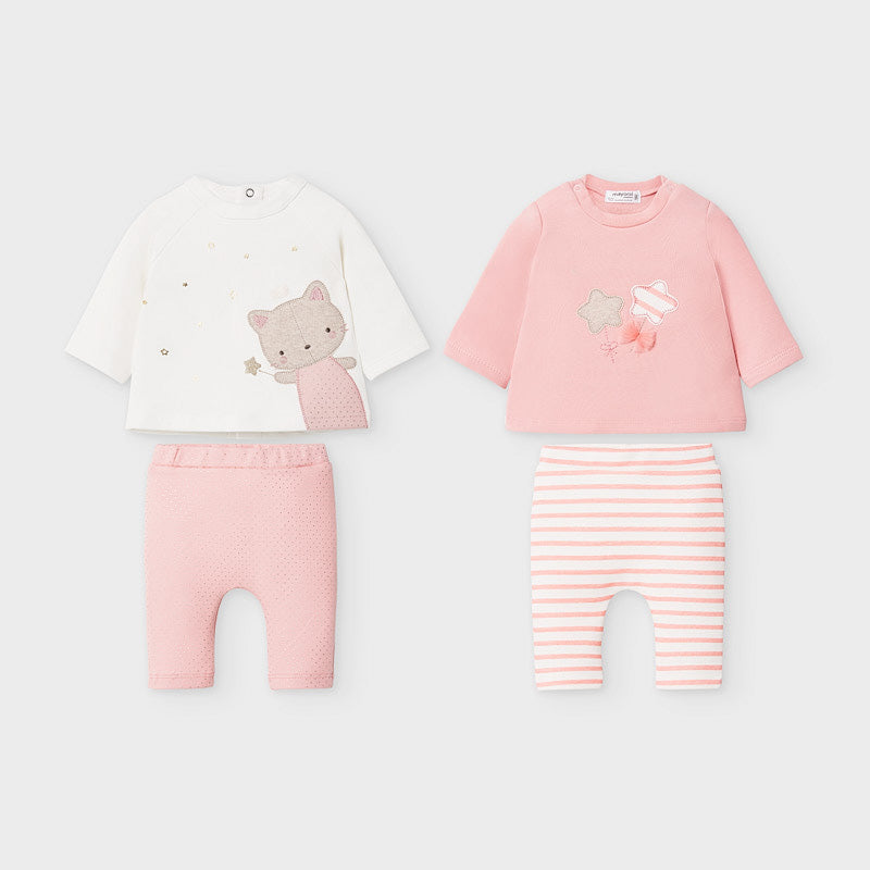 Star Knit Set by Mayoral