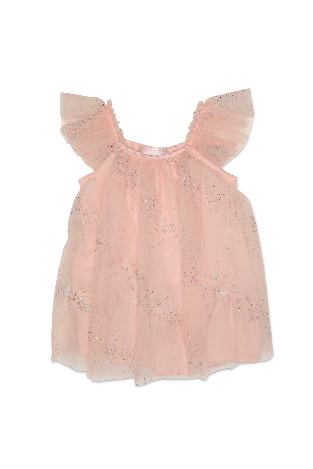 Pink Netting Dress by Biscotti (Toddler)