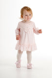 Beautiful Dreamer Lace Dress in Pink