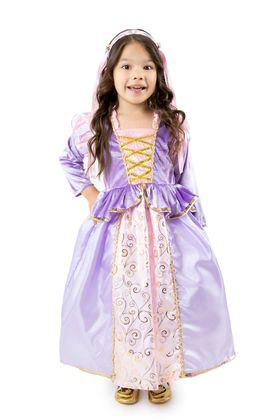 Classic Rapunzel with Headband by Little Adventures