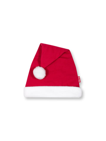 Red Santa Hat with Pom Pom