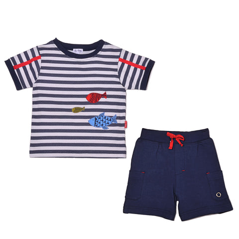 Under the Sea Tee & Short Set