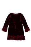 Biscotti Burgundy Dress