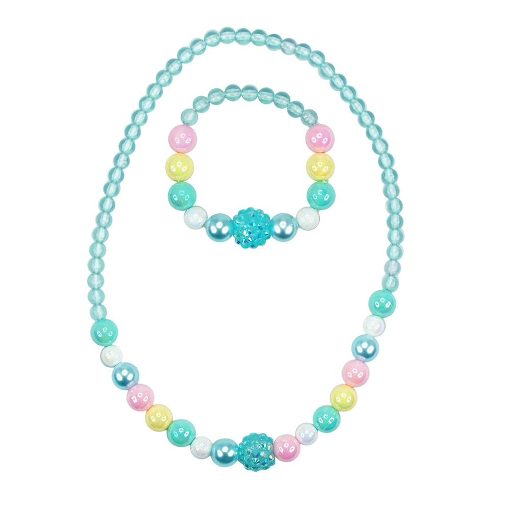 Pastel Dream Necklace & Bracelet