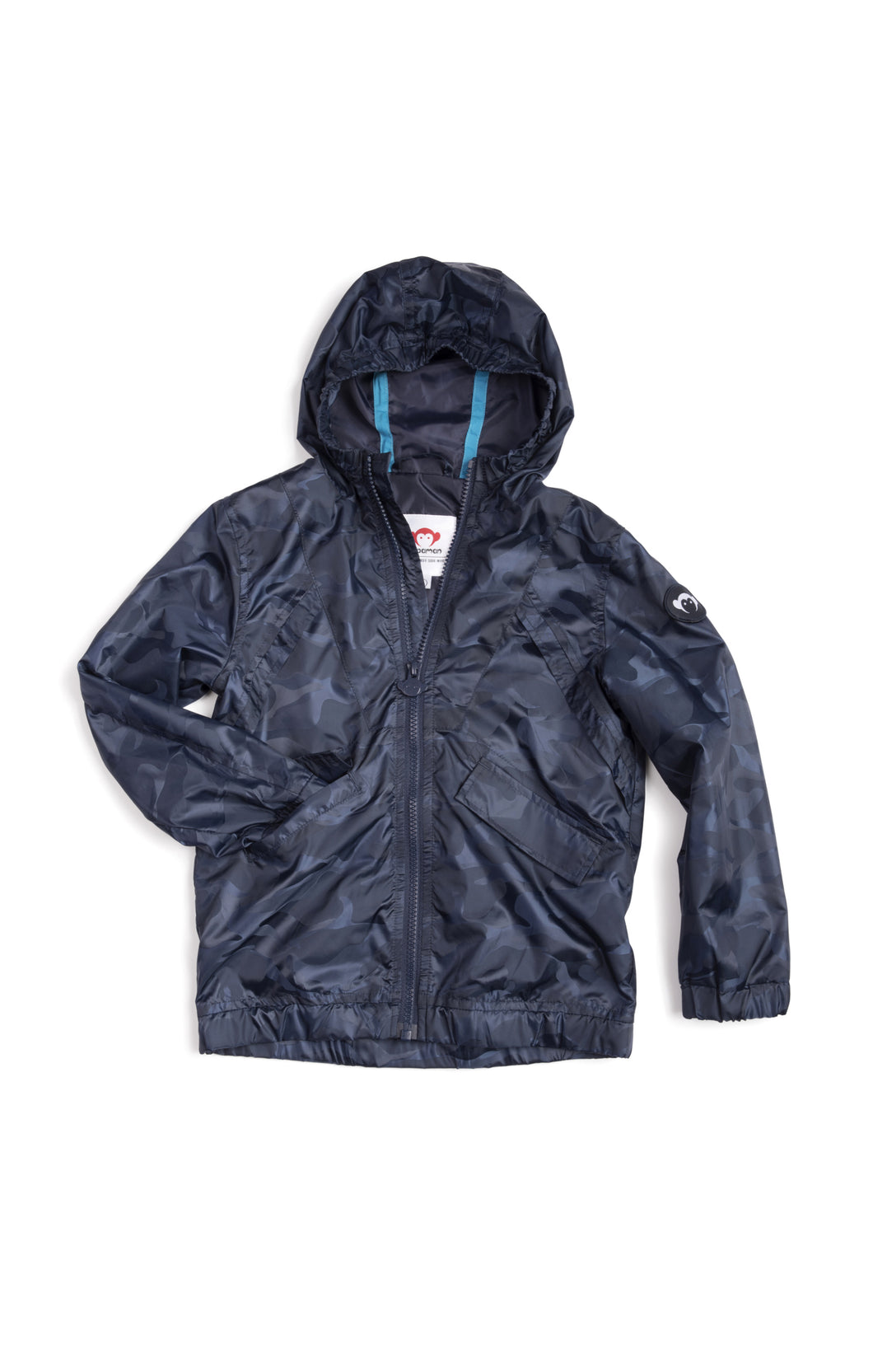 Expedition Windbreaker In Navy by Appaman