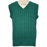 Cable Knit Vest for Boys by E.L.K