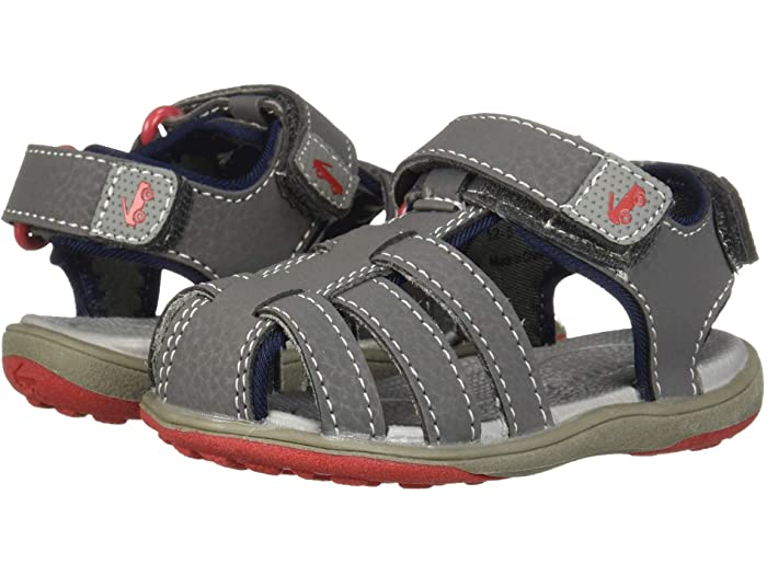 Cyrus III Gray Sandal by Sea Kai Run